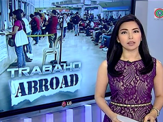 There are more job opportunities available for Filipinos. [Image Credit: ABS CBN News]