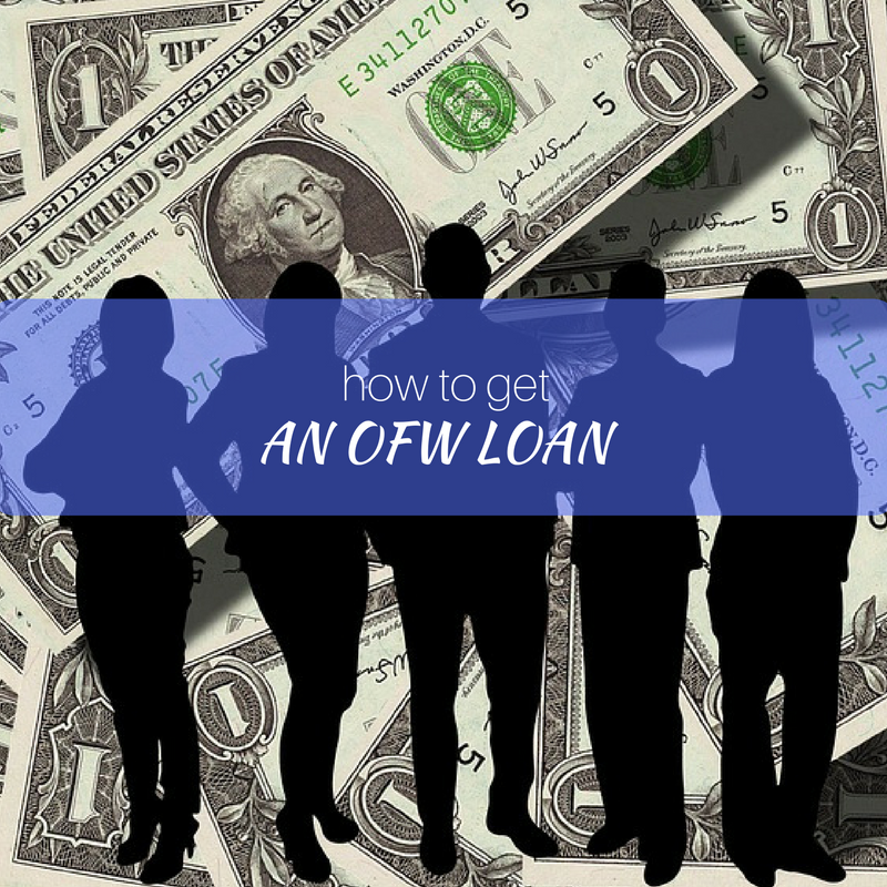 How can you avail of the OFW loan from OWWA?