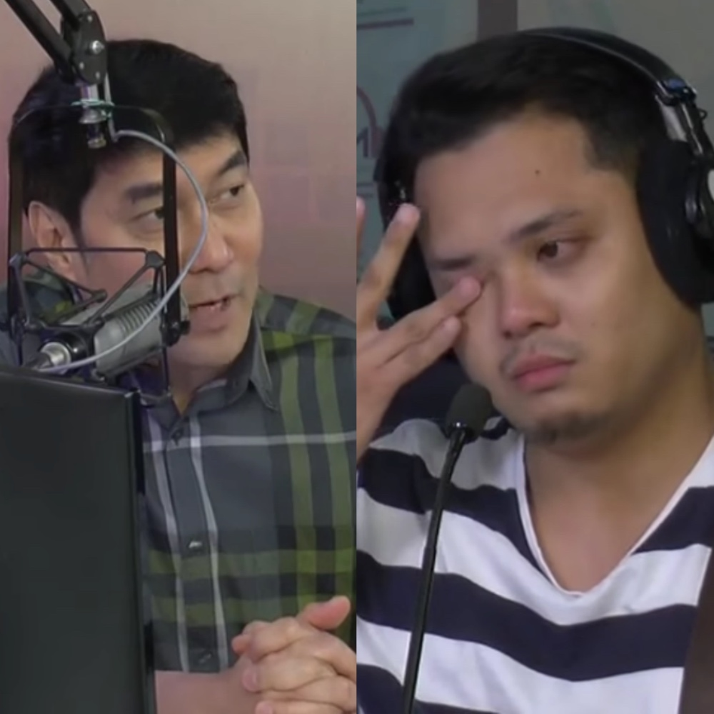The former OFW doesn't want the wedding to pushthru. [Image Credit: Raffy Tulfo in Action]