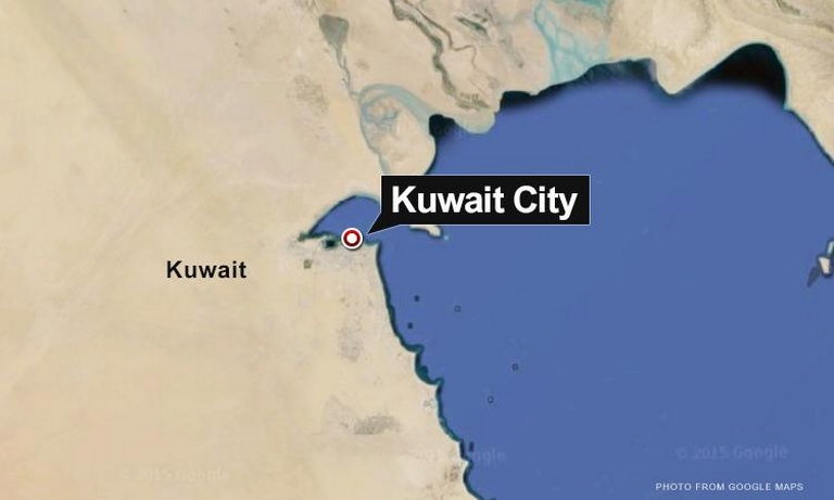 Filipinos can now apply for amnesty in Kuwait. [Image Credit: Google Maps]