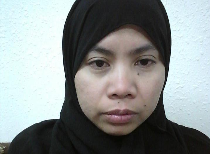 A pinay domestic helper in Saudi Arabia is not receiving any salary and is sexually assaulted by her male employer. [Ocampo Guinto KimberLy Eunice / Facebook]