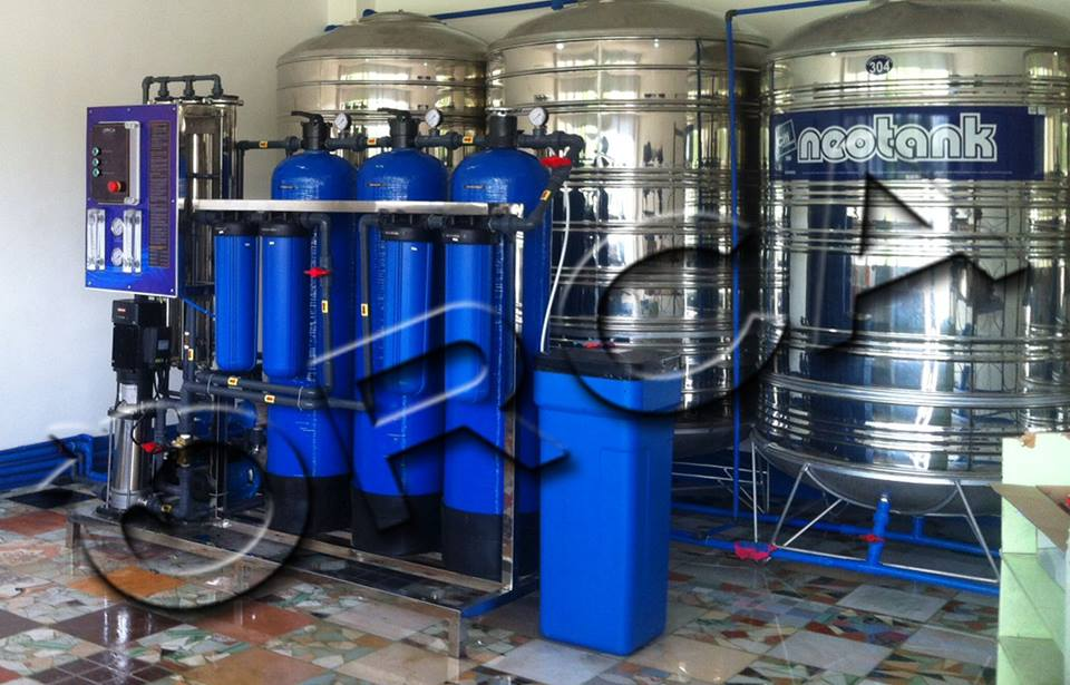 sample feasibility study in water refilling station business
