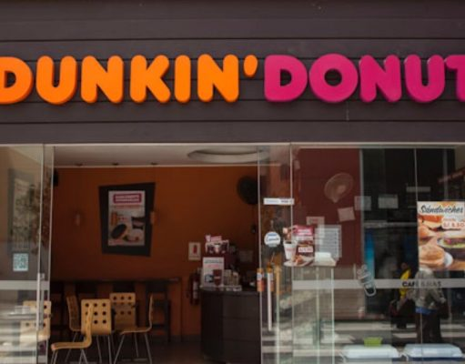 If you want to have your own store, you might be wondering about the dunkin donuts franchise cost. [Image Credit: Wikimedia Commons]