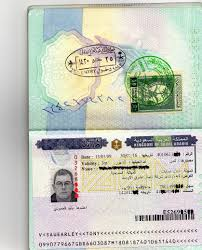 Make sure you have your valid documents with you at all times. [Image Credit: Living in Saudi Arabia]