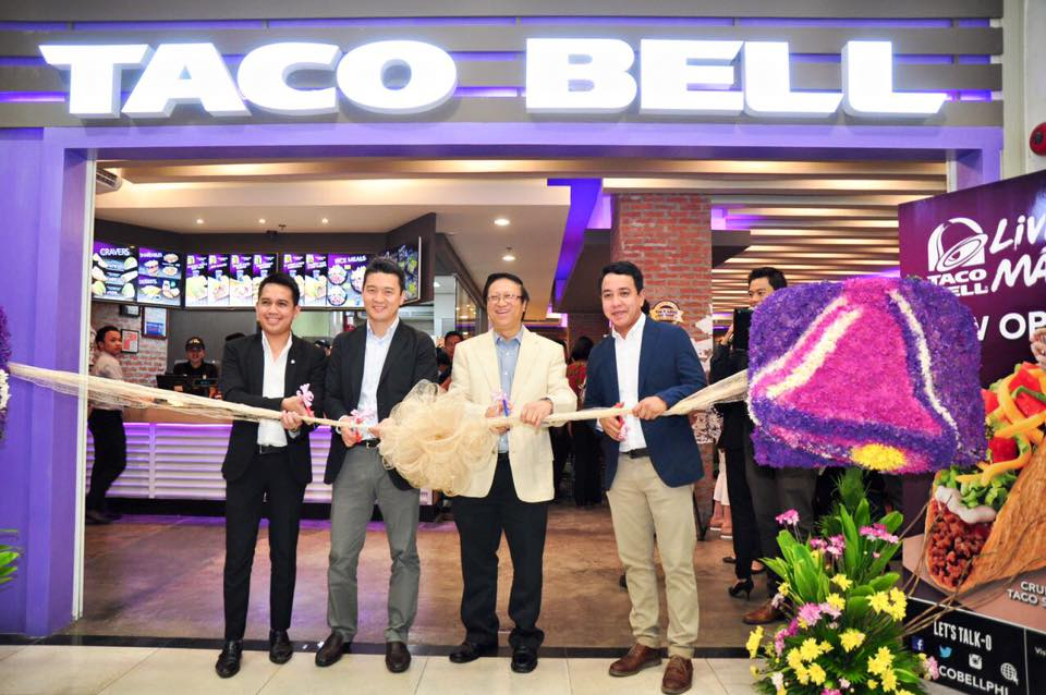 Taco Bell Opening